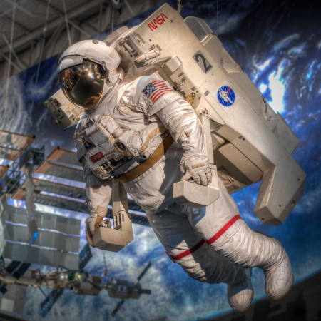 The Johnson Space Center – the journey to the moon began and was completed here!